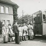 Kinderlager des Provinzialkirchlichen Jugendpfarramts in Hünxe 1932