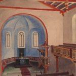 Kirchenmaler Fritz Schönhagen – Wer kennt diese Kirche?