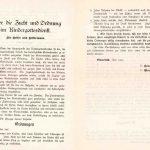 Jugendmitarbeiterschulung Anno 1911
