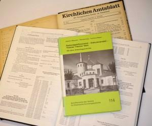 Quellenrecherche Anstaltskirchengemeinde Theodor- Fliedner-Werk