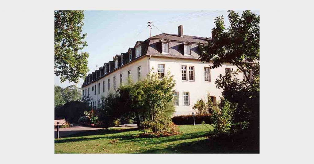 EKiR Archiv - Archivstelle Boppard Foto: Dr. Stefan Flesch