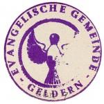 Altes Siegel der Kirchengemeinde Geldern