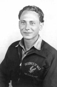 Giradet, Rolf Prisoner of War 2. Weltkrieg Foto: Album Ludwig Quaas, angelegt Ostern 1941