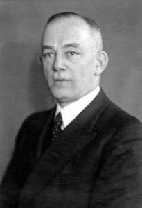 Menn, Wilhelm Gustav (23.08.1888-29.02.1956), Lic., Pfarrer, Sozialpfarrer, Leiter der ökumenischen Zentrale Frankfurt, AEKR Düsseldorf 8SL 046 (Bildarchiv), 011_0046