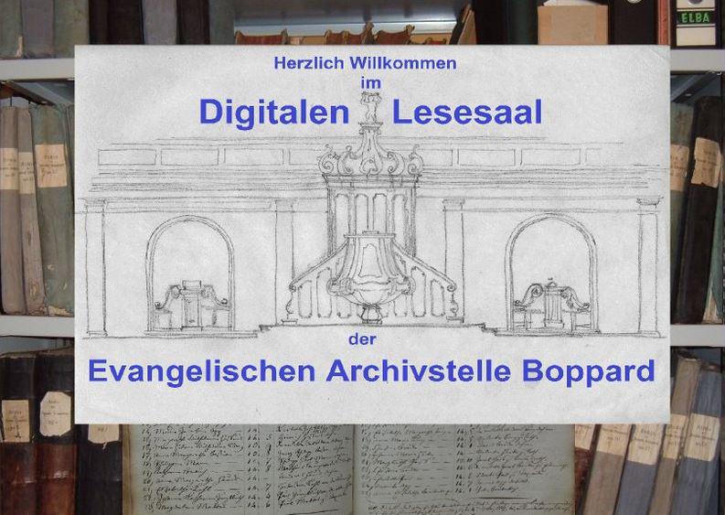"""Der Eingangsbildschirm des neuen Angebots """"Digitaler Lesesaal"""""""