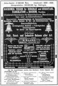 Bochum 1895