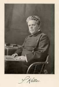 Keller, Samuel, Pfarrer in Düsseldorf; aus Bestand: AEKR Bibliothek BK3005