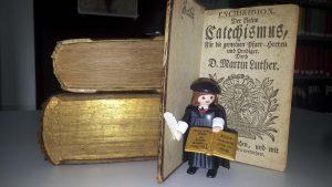 Unterwegs mit Martin Luther im Archiv der Evangelischen Kirche im Rheinland;