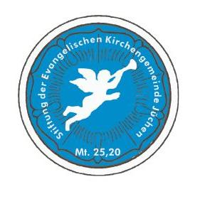 """Logo """"Stiftung der Evangelischen Kirchengemeinde Jüchen"""""""