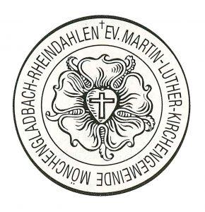 Siegel der Evangelischen Martin-Luther-Kirchengemeinde Mönchengladbach Rheindahlen