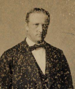 Unbekannte Person, Bildauszug (ca. 1880); aus Bestand: AEKR Düsseldorf 8SL 046 (Bildarchiv), 030_0001