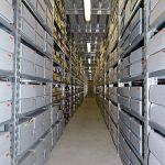 Archiv der EKiR nimmt neues Außenmagazin in Betrieb