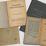 """Liederbücher von 1945/46 dienten als """"Notnagel"""" und """"Nothelfer"""""""
