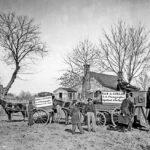 Meilenstein der Fotografie: Bilder aus dem Amerikanischen Bürgerkrieg in einer Ausstellung in Hilden