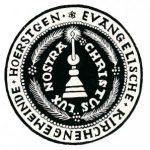 Das Siegel der Evangelischen Kirchengemeinde Hoerstgen