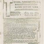 Advent im Kriegsgefangenenlager