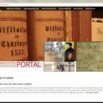 Digitales Archiv mit Schriftzeugnissen zur Reformation in Mitteldeutschland ist online