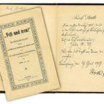 Interessante Überlieferung zu einer Konfirmation im Jahr 1908