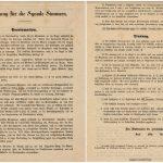 Eheordnung für die Synode Simmern