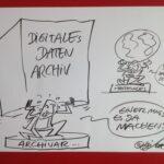 Offene Daten, freie Lizenzen – Aspekte digitaler Nachhaltigkeit