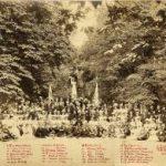 Frühschoppen auf dem Alten Zoll 1899