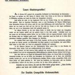Reformationsansprache 1916/1917
