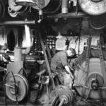 Vordigital – Arbeit in den 1950ziger und 1960ziger Jahren