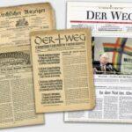 """Zeitschriftenbestand des Archivs wird in der Zeitschriftendatenbank """"ZDB"""" erschlossen"""