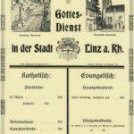 Gottesdienstplakat