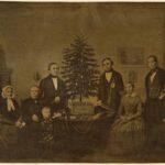 Fröhliche Weihnachten wie in 1852