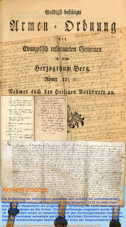 Ausstellung Anvertraute Zeit 1535
