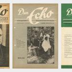 Seltene Zeitschrift zur Dienstgruppenseelsorge in den Sachakten des Landeskirchenamtes