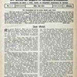 Das Evangelische Rheinland: Eine Zeitschrift aus der Weimarer Republik ist online