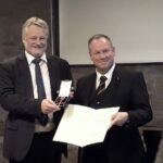 Bundesverdienstkreuz für ehrenamtliche Archivarbeit
