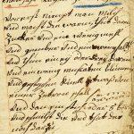 Kochrezepte aus dem 18. Jh. – Teil V.