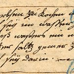 Kochrezepte aus dem 18. Jh. – Teil II.