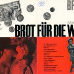 """Erste Sammlung für die Aktion """"Brot für die Welt"""" im Dezember 1959"""