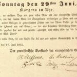 Die Findbücher der Kirchengemeinden Linz am Rhein und Bad Hönningen sind online