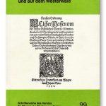 Regionale Handbücher der evangelischen Kirchenbauten im Rheinland. Teil 7
